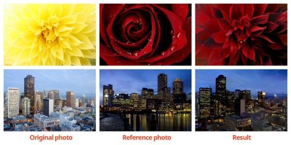 Photoshop proporcionara copiar estilos de fotos para aplicarlos a imágenes