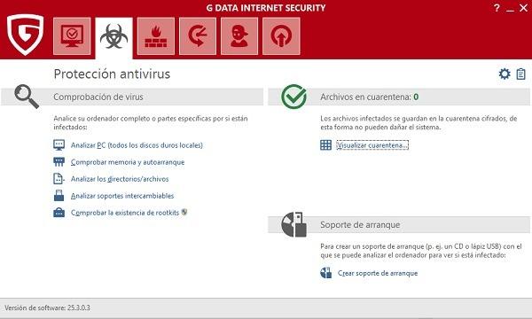proteccion antivirus g data