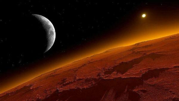 Cómo visitar Marte con ©Google Earth