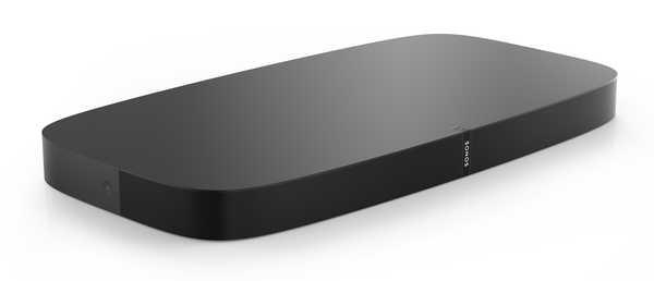 Sonos Playbase en negro