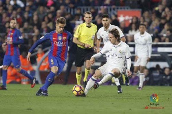 Cómo ver el clásico Real Madrid vs Barcelona en 4K