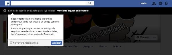 facebook ver como
