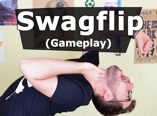 Swagflip, un videojuego de habilidad y saltos para Android