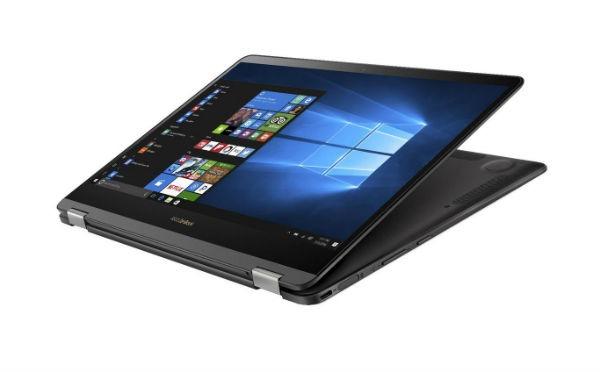 Asus Zenbook Flip S diseño