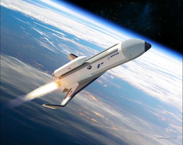 Este es el aeroplano espacial que hará más asequible el viaje al espacio