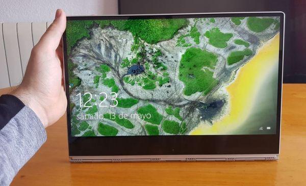 Lenovo Yoga 910, lo hemos probado