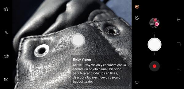 Samsung Galaxy℗ S8 Bixby Vision