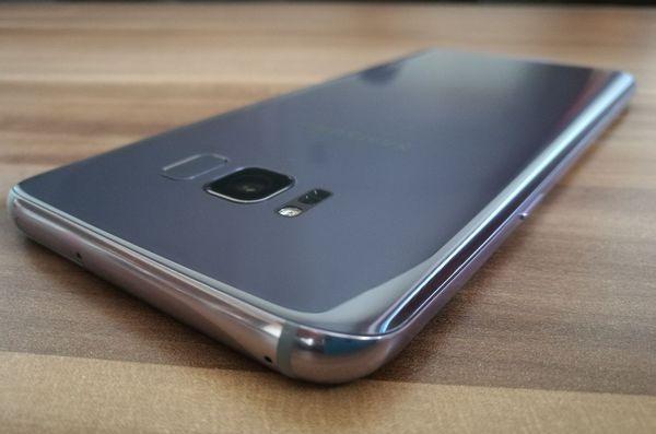Samsung Galaxy S8+ camara principal