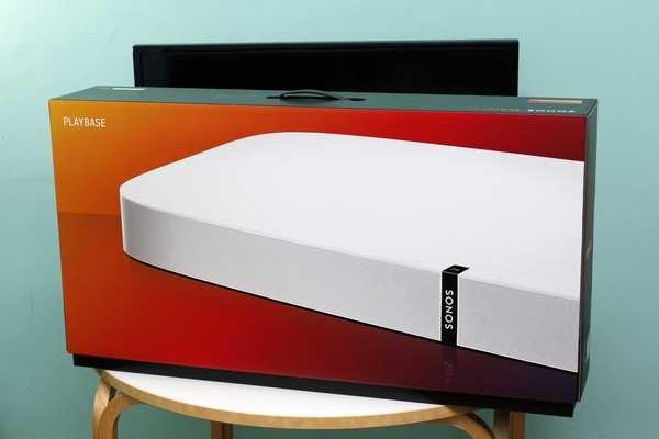 Altavoz sin cables Sonos PlayBase, hemos probado la barra de sonido