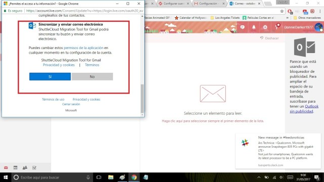 añadir cuenta de correo en gmail 4