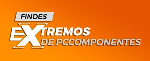 Las mejores ofertas del Finde Extremo de PcComponentes