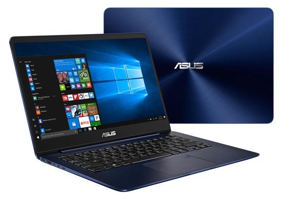 Asus ZenBook UX430, portátil potente en un cuerpo fino y ligero