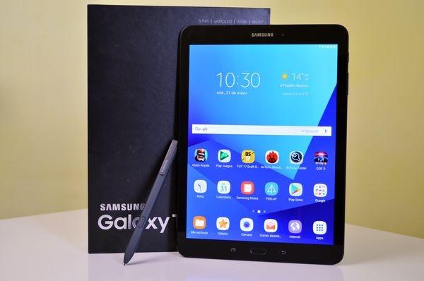 Samsung Galaxy℗ Tab S3, la hemos probado