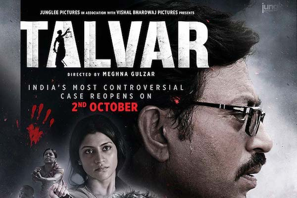 talvar bollywood netflix