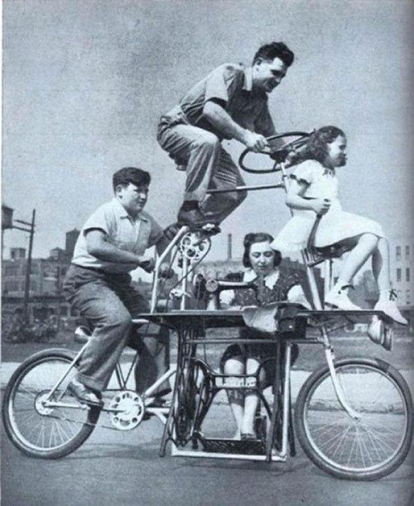 bici rara
