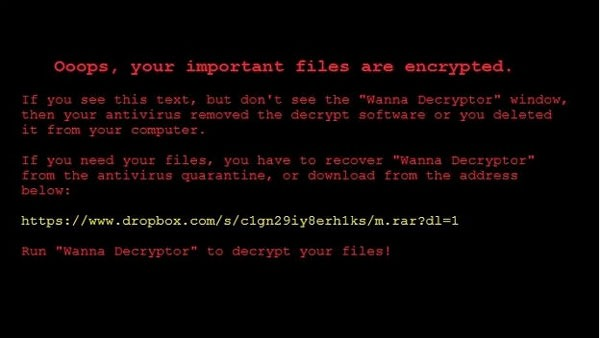 Cómo protegerse del virus WannaCry y otras amenazas similares