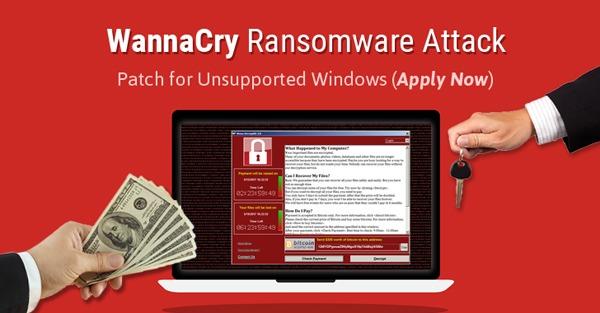 5 consejos para no sufrir un ataque del tipo de WannaCry