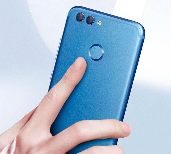 Huawei Nova 2 lector de huellas