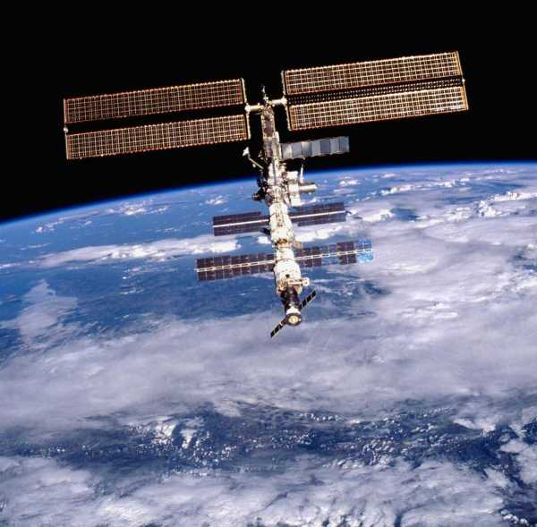 Estacion Espacial Internacional ISS 2008 NASA