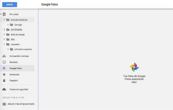 Google Drive trucos 5