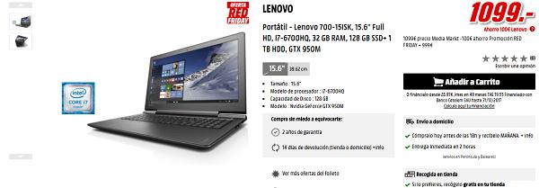 Lenovo 700