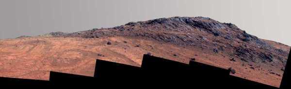 Paisaje marciano NASA 1997