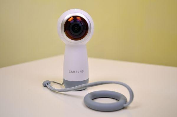 Samsung Gear 360 experiencia
