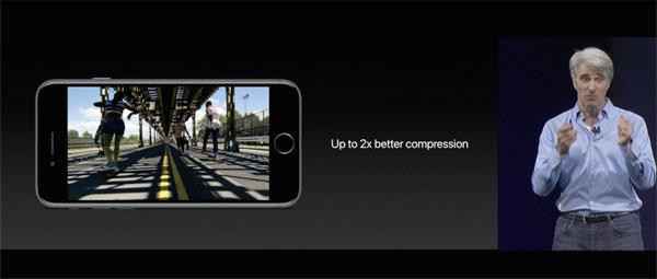 iOS 11 Fotos
