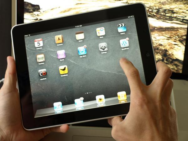 Los orígenes del iPad