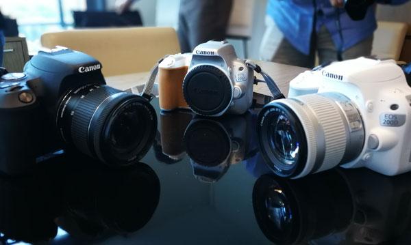 Canon EOS 200D, noticia camara de entrada con 24,2 MP y Dual Pixel