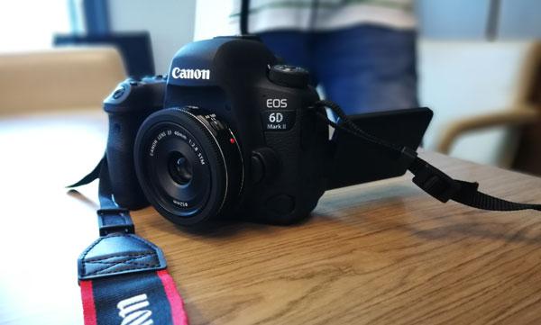 Canon EOS 6D Mark II, nueva cámara réflex Full Frame con 26,2 MP