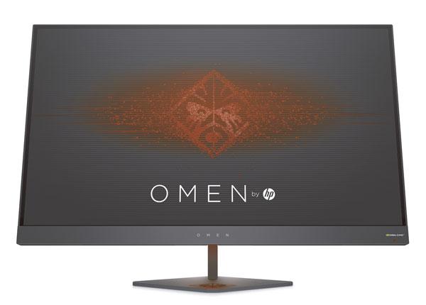 HP OMEN veinticinco y OMEN 27, monitores amoldados a los juegos más potentes