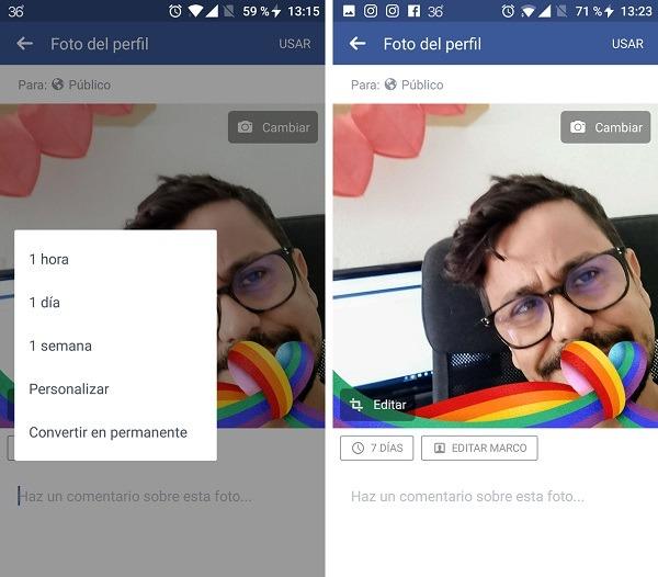 marco orgullo gay facebook