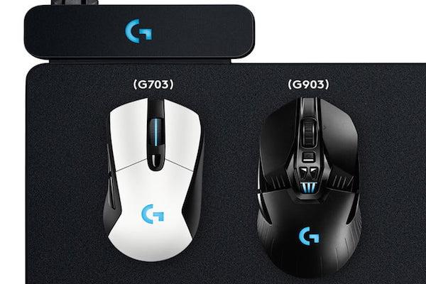 ratones gaming logitech