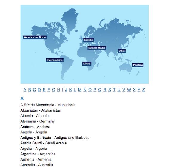 recomendaciones viajes países