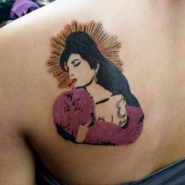 Tatuajes Stencil