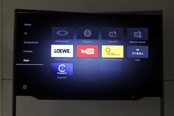 Loewe Bild 9.55, probamos el nuevo TV OLED más alto de gama