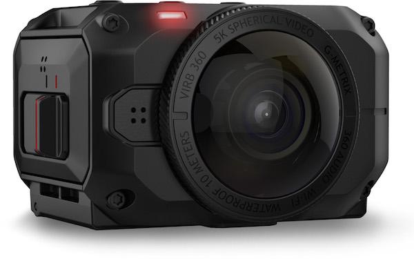 Garmin VIRB 360, cámara de acción que graba en 360 grados
