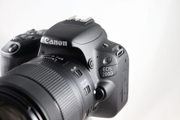 hemos probado Canon℗ EOS 200D número de modelo