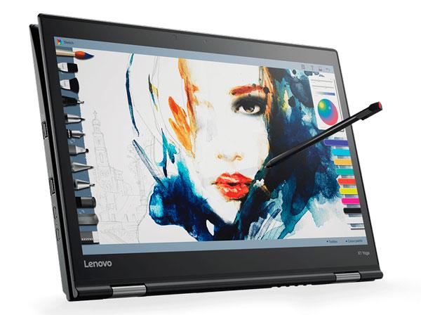 nuevo Lenovo Thinkpad X1 Yoga pantalla