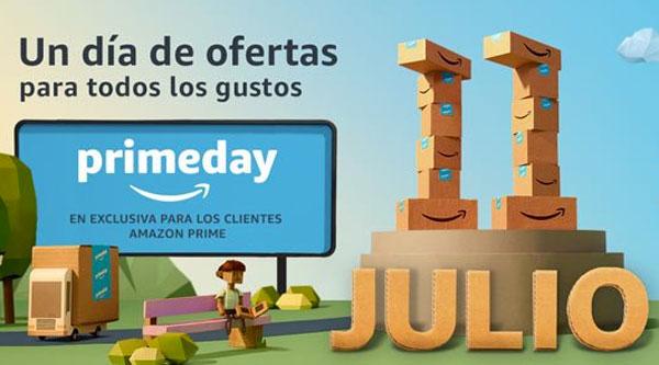 Ofertas en Samsung, LG, Huawei o Lenovo del Amazon Prime Day