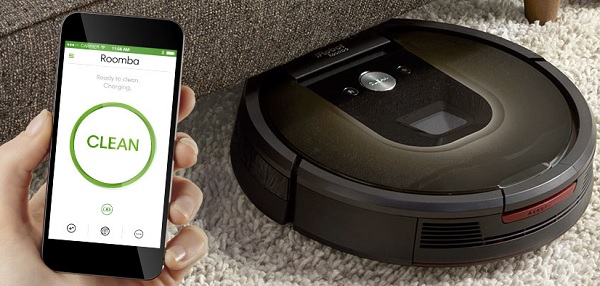Roomba vendería la distribución de tu casa a Amazon, Apple o Google