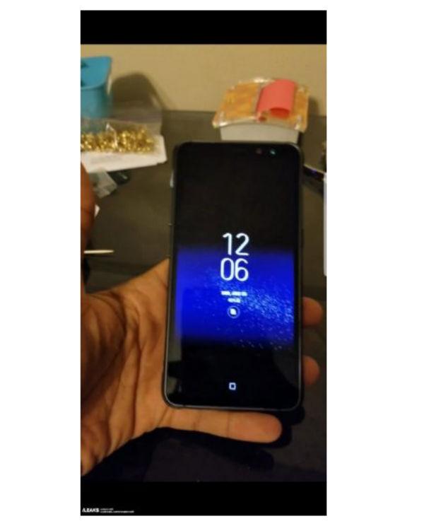 Samsung Galaxy℗ S8 Active batería