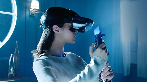 Lenovo y ©Disney crean un kit de realidad virtual de Star Wars