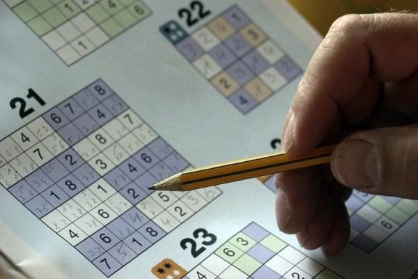 Sudoku, más de 350 imágenes para jugar e imprimir