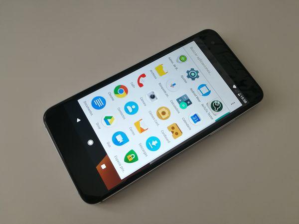 vodafone smart v8 aplicaciones