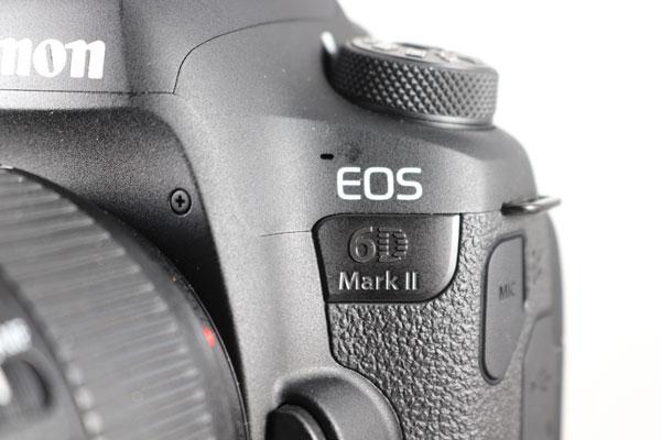 hemos probado Canon℗ EOS 6D Mark II modelo