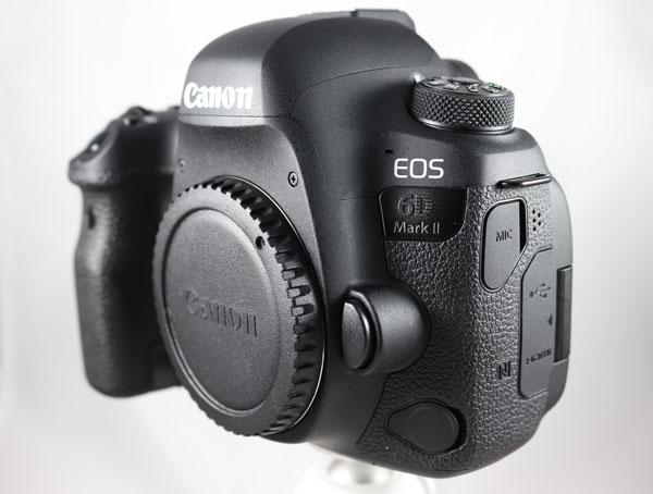 hemos probado Canon℗ EOS 6D Mark II sin flash