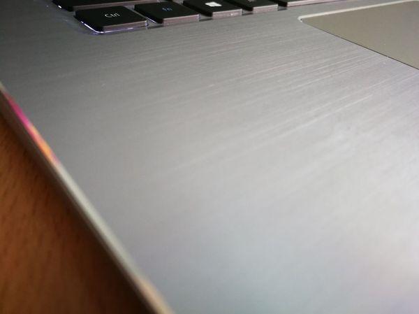 Acer Swift tres acabado