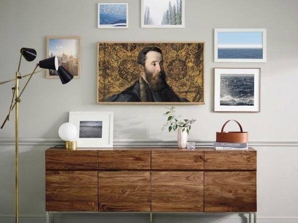 Los cuadros del Museo del Prado llegan al TV The Frame de Samsung